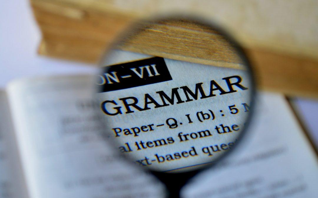 8 Ways to Make Learning English Grammar Easier