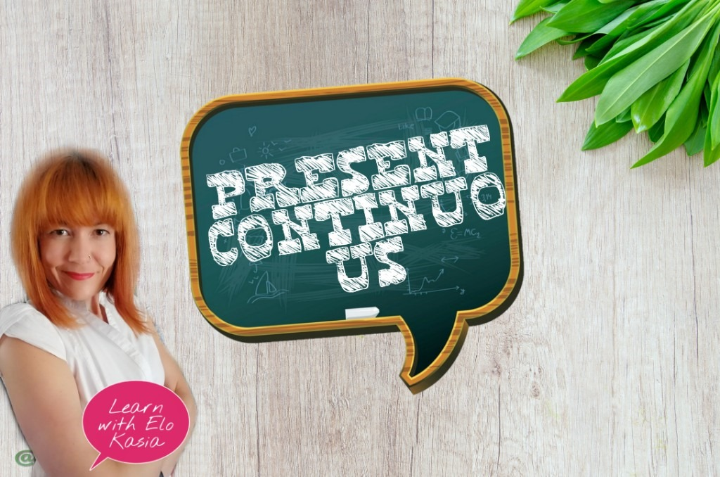Talking about the Present Continuous Tense chatsifieds