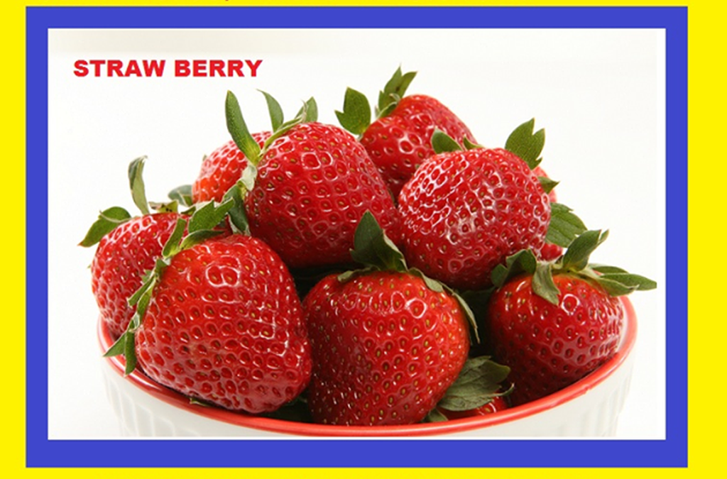 110 Strawberries Sayings   My Learning Goals and Writings