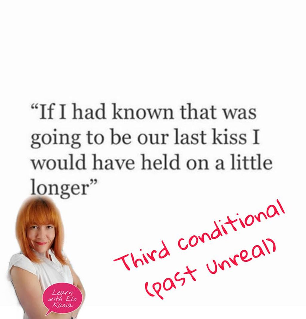 Third Conditional in English Grammar Chatsifieds