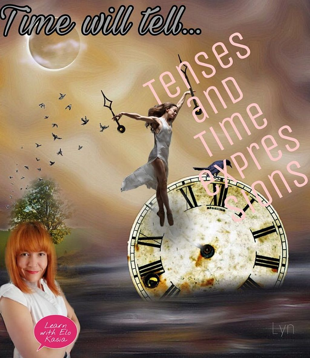 Time expressions for tenses in English Chatsifieds