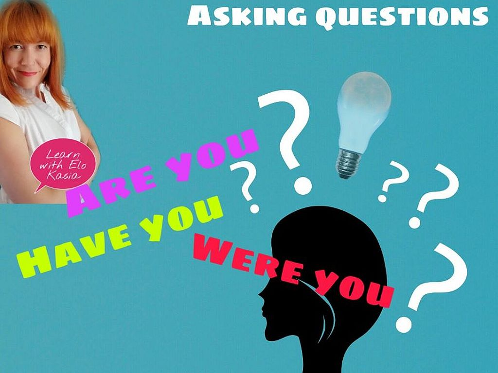 When to use is was and have in questions Chatsifieds