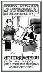 Animadversion definition and meaning grammar usage Chatsifieds