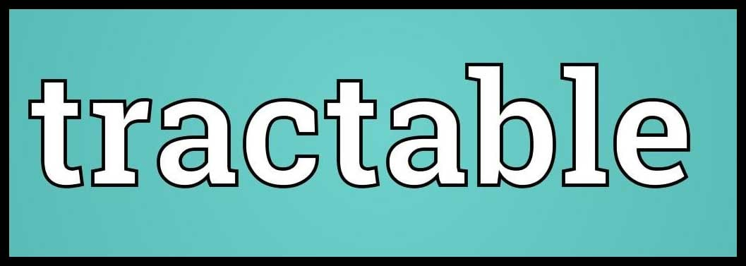 Tractable definition and meaning feature Image Chatsifieds